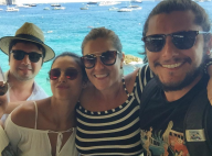 Yanna Lavigne e Bruno Gissoni posam juntos na Itália após negarem reconciliação