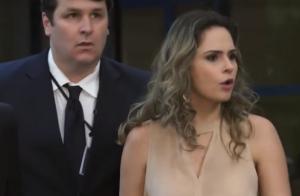 Ex-BBB Ana Paula Renault faz última participação em 'Haja Coração': 'Fica'