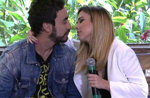 Tatá Werneck brinca sobre namoro com Rodrigo Godoy:'Não vou dizer que não rolou'