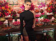 Isabella Santoni perde 5kg após dieta: 'Detox, sem carboidrato e suco verde'