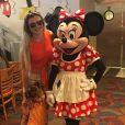 Mirella Santos viaja de férias a Orlando com Ceará e a filha, Valentina, 2 anos. A modelo vem compartilhando as fotos da viagem em seu perfil do Instagram