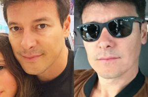 Rodrigo Faro muda o visual após se submeter a implante de cabelo. Compare!