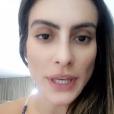 Cleo Pires faz vídeo e rebate críticas: 'Passada com a hipocrisia'