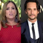 Susana Vieira reprova resposta de Rodrigo Santoro no 'Vídeo Show': 'Mais gentil'