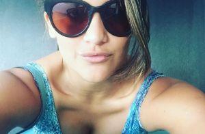 Giulia Costa surge com novo visual após fim de 'Malhação' e fãs apontam: 'Loira'