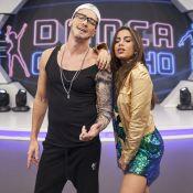 Rodrigo Faro vira colombiano Maluma e dança 'Sim ou Não' com Anitta. Fotos!