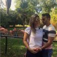 Kelly Key está grávida do terceiro filho, o segundo com Mico Freitas