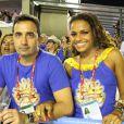 Quitéria Chagas é casada há cinco anos com o empresário italiano Francesco Locati