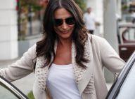 Grávida de Simon Cowell, Laura Silverman exibe barriga de sexto mês de gestação