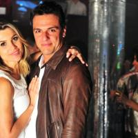 'Salve Jorge': Théo (Rodrigo Lombardi) e Érica (Flávia ...