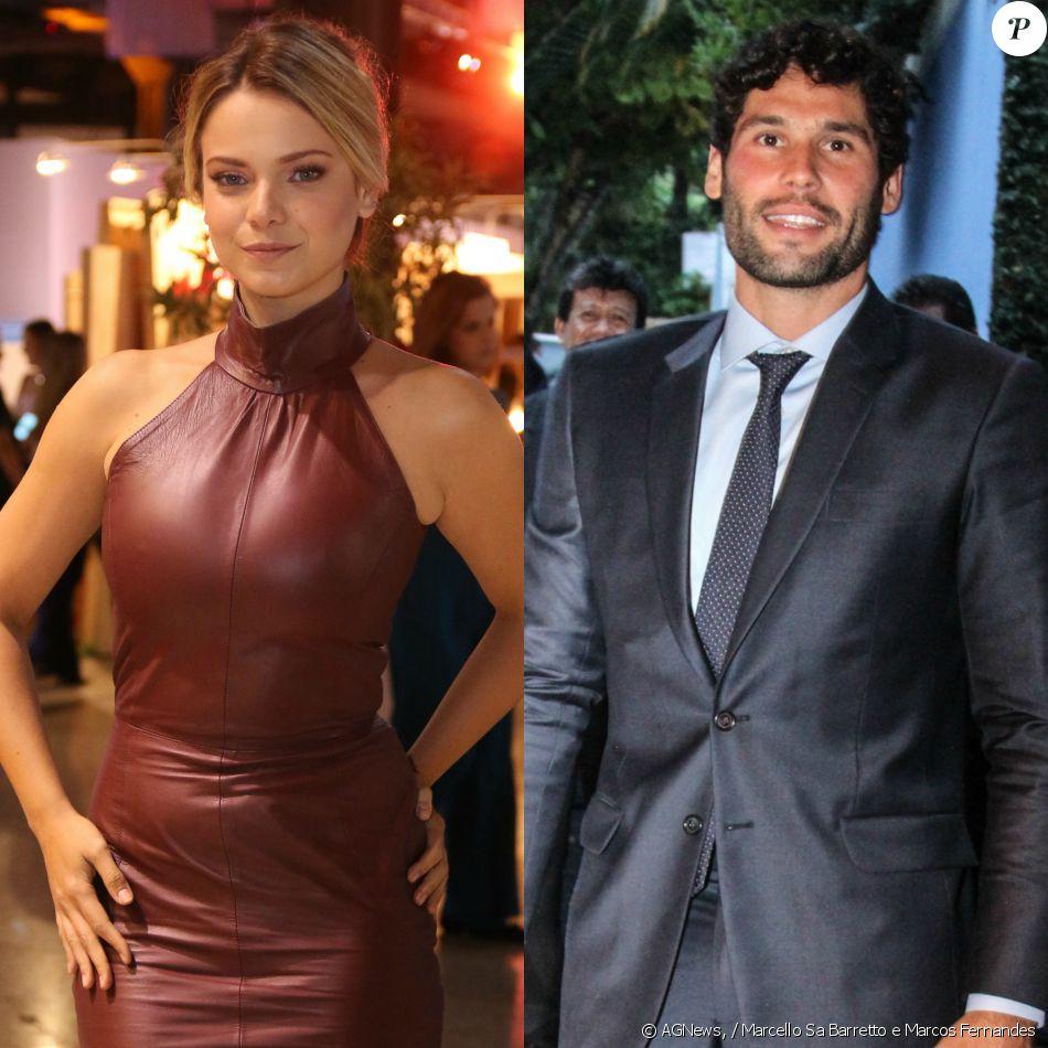 Milena Toscano e Dudu Azevedo serão personagens principais nas próximas novelas da Rede Record