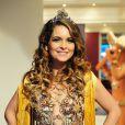 Cláudia Abreu conquistou o público do horário das sete como a cantora Chayene
