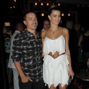 Isabeli Fontana conta que Di Ferrero é amigo de seus filhos: 'Não age como pai'