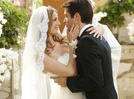 Joshua Bowman e Emily VanCamp se casam no último episódio de 'Revenge'