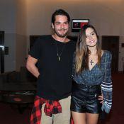 Giovanna Lancellotti exalta namoro com irmão de Giovanna Ewbank: 'Companheirão'