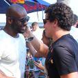 Thiago Martins parabeniza o amigo Rafael Zulu, em seu aniversário de 34 anos