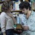 Final de 'Justiça': segundo crime passional encerra história de Elisa ( Debora Bloch)  e Vicente ( Jesuíta Barbosa)