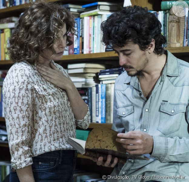 Final de 'Justiça': segundo crime passional encerra história de Elisa (Debora Bloch) e Vicente (Jesuíta Barbosa)