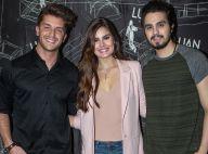 Klebber Toledo segue no instagram Luan Santana, que investiu em Camila Queiroz