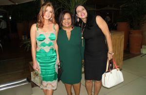 Marina Ruy Barbosa veste look grifado já usado por Débora Nascimento. Compare!