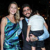 Pedro Scooby nega reconciliação com Luana Piovani: 'Separados há mais de um mês'