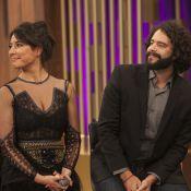 Giselle Itié e Guilherme Winter choraram em cena de novela por causa de briga