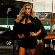 Grazi Massafera, com look sexy, avalia papel na novela 'A Lei do Amor':'Exibida'