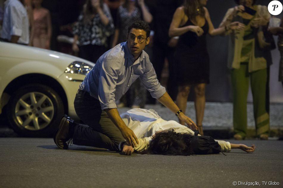 Antenor (Antonio Calloni) foi o culpado pelo atropelamento e morte de Beatriz (Marjorie Estiano), na minissérie 'Justiça'