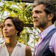 Camila Pitanga e Domingos Montagner fazem par romântico na novela 'Velho Chico'