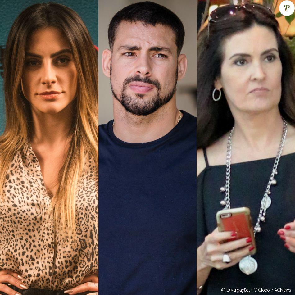 Cleo Pires, Cauã Reymond, Fátima Bernardes e outros famosos lamentam nas redes sociais a morte de Domingos Montagner aos 54 anos
