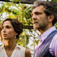 Camila Pitanga e Domingos Montagner contracenavam na novela 'Velho Chico'
