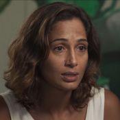 'Ele me salvou', afirma Camila Pitanga ao relatar morte de Domingos Montagner