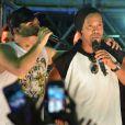 Além de estar bem na vida pessoal, Ronaldinho Gaúcho lançou música com Wesley Safadão e está investindo na carreira de ator