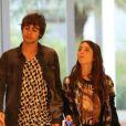 Julia Oristanio conta como era a relação com Rafael Vitti antes de começarem a namorar: 'Éramos amigos'