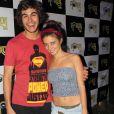 Julia Oristanio e Rafael Vitti se declaram apaixonados e tocam juntos projeto de poesia
