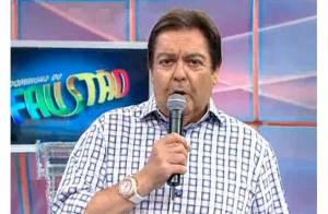 Faustão critica briga entre torcidas do Vasco e Atlético-PR: 'É o país da Copa!'