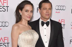 Brad Pitt comenta pedido de divórcio de Angelina Jolie: 'Muito triste com isso'
