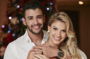 Gusttavo Lima e Andressa Suita planejam festa de casamento para 300 convidados