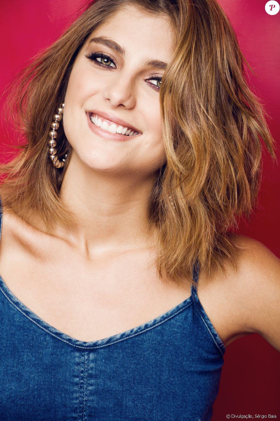 De volta à Globo, Tammy Di Calafiori entrará na novela 'Haja Coração' e será amiga da protagonista Tancinha (Mariana Ximenes)