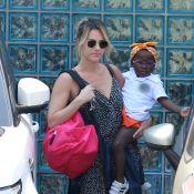 Giovanna Ewbank troca chocolate por ganache de biomassa para filha: 'Saudável'