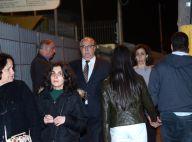 Familiares e amigos de Domingos Montagner vão à missa de sétimo dia em SP