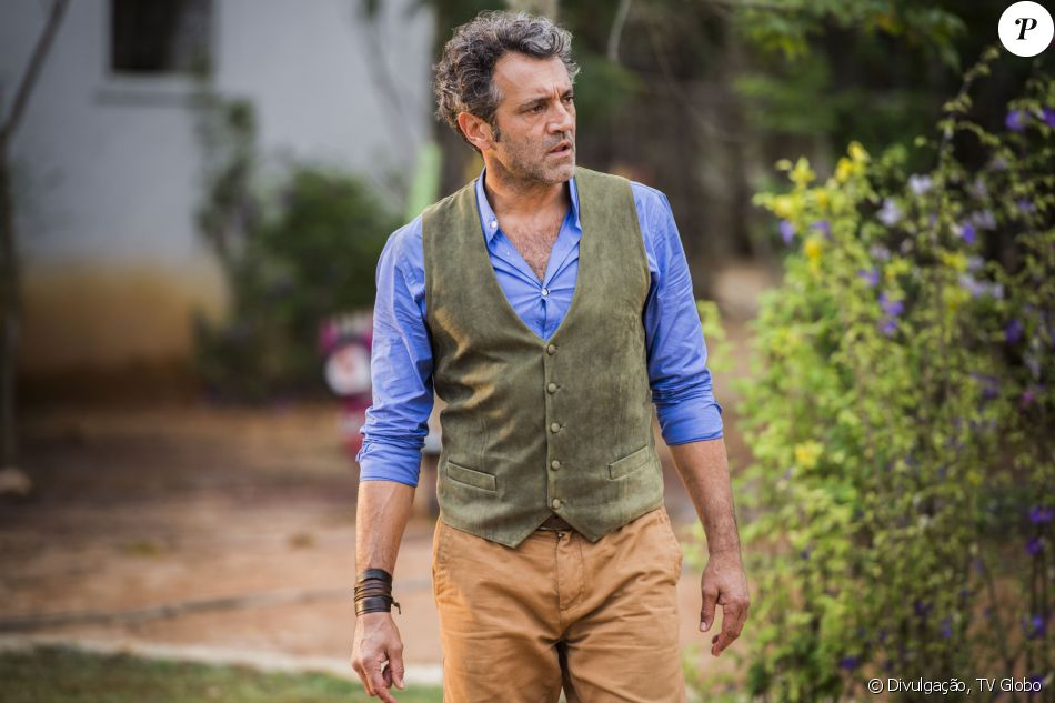 Últimas cenas de Domingos Montagner na novela 'Velho Chico' serão exibidas pela Globo a partir desta quinta-feira, 22 de setembro de 2016