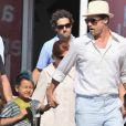 Segundo o site americano, o ator ficou bêbado em uma viagem de jatinho com a família no dia 14 de setembro
