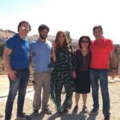 Sabrina Sato, no Líbano com Duda Nagle e pais, conhece cultura local. Vídeo!