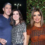 Separação de Fátima Bernardes e Bonner é elogiada por Mara Maravilha: 'Nota 10'