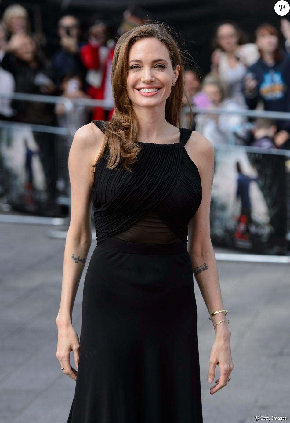 Angelina Jolie aluga mansão em Malibu, nos Estados Unidos, para morar com os filhos após separação de Brad Pitt, em 24 de outubro de 2016