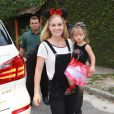 Eva, filha de Angélica e Luciano Huck, completa 4 anos neste domingo (25)