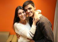 Felipe Simas, pai de Joaquim, já antecipa ciúme da primeira filha: 'Vai rolar'