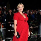 Aos 38 anos, Kate Winslet dá à luz um menino, seu 3º filho: 'Eles passam bem'