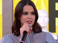 Bruna Marquezine se posiciona sobre o machismo: 'A mulher usa o que ela quiser!'